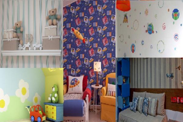Como decorar um quarto utilizando tecidos?