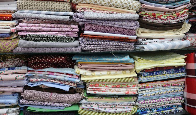 Onde comprar retalhos de tecido para patchwork?