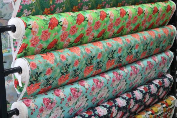 Dicas de onde usar o tricoline floral