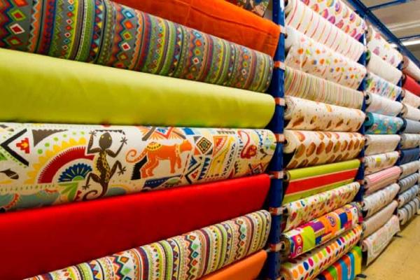 Lojas de tecido em Brasília