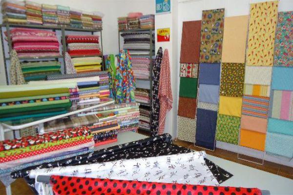 Lojas de tecido em Guarulhos