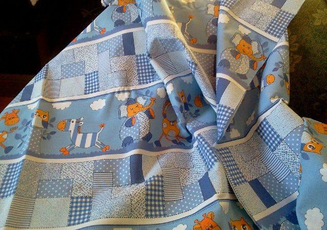 Principais tipos de tecidos com personagens para crianças