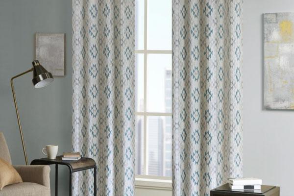 Tecido gabardine para cortina
