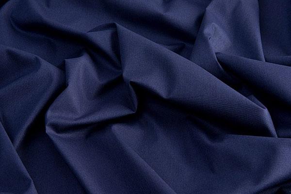 Tecido tricoline azul marinho