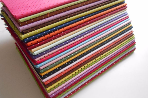 Tecido tricoline barrado