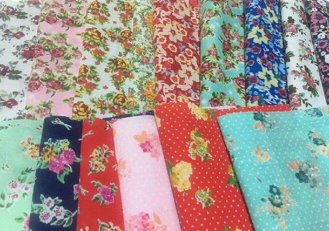Tecido tricoline floral: conheça um pouco mais dessa tendência